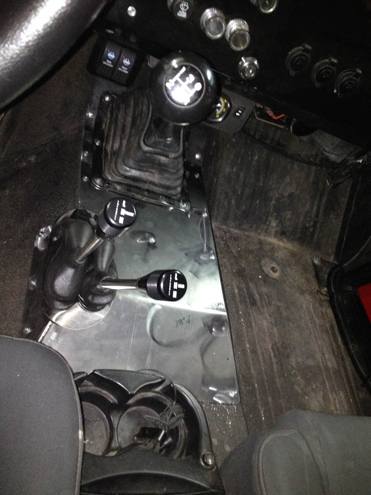 351m 400 Transmission Amp Tc Options In Early Bronco